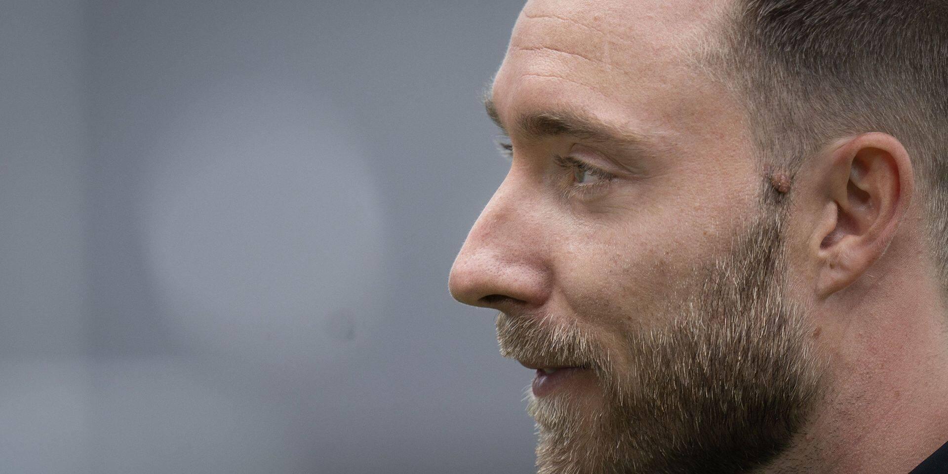"""Christian Eriksen est sorti de l'hôpital: """"L'opération s'est bien passée et je vais bien vu les circonstances"""""""