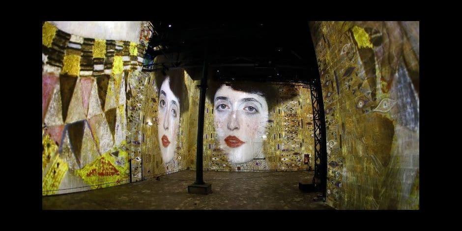 Plongée dans les peintures de Gustav Klimt dès le 24 mars à la Galerie Horta de Bruxelles