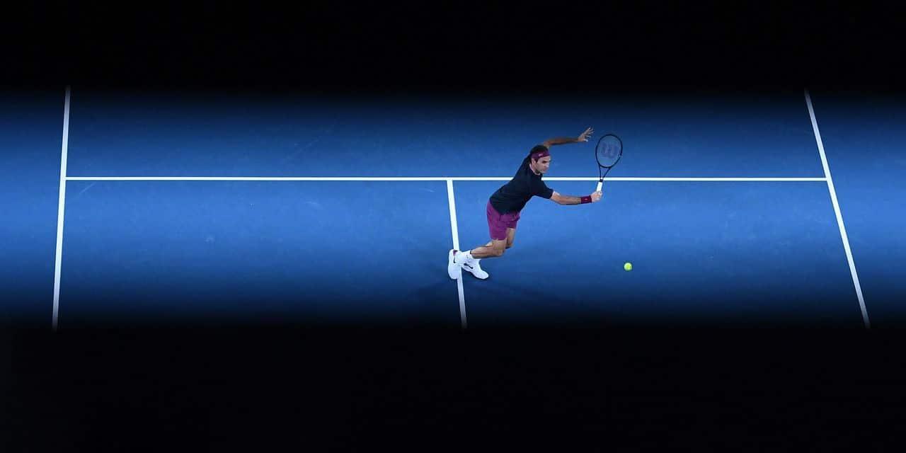 Federer est de retour: