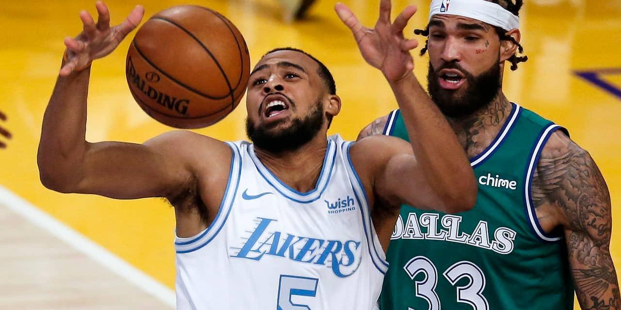 NBA: Brooklyn envoie un message à l'Est, un premier succès pour les Lakers, champions en titre