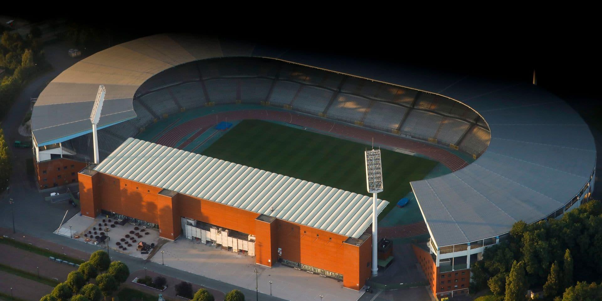 L'UEFA revient sur sa décision : 11 000 spectateurs seront autorisés au stade Roi Baudouin pour Belgique - Côte d'Ivoire !