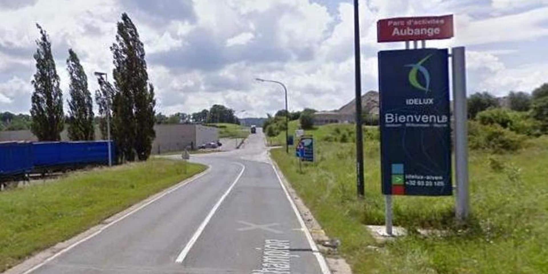 Accident à Aubange: deux blessés
