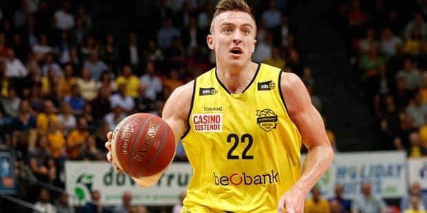Ligue des Champions de basket: Anvers battu, une deuxième victoire pour Ostende