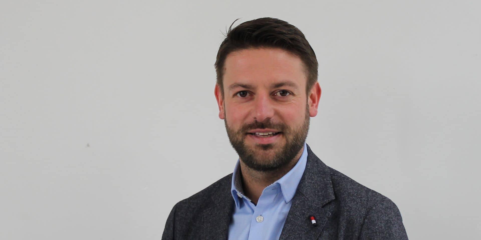 Gerpinnes: Julien Matagne, un échevin qui monte député