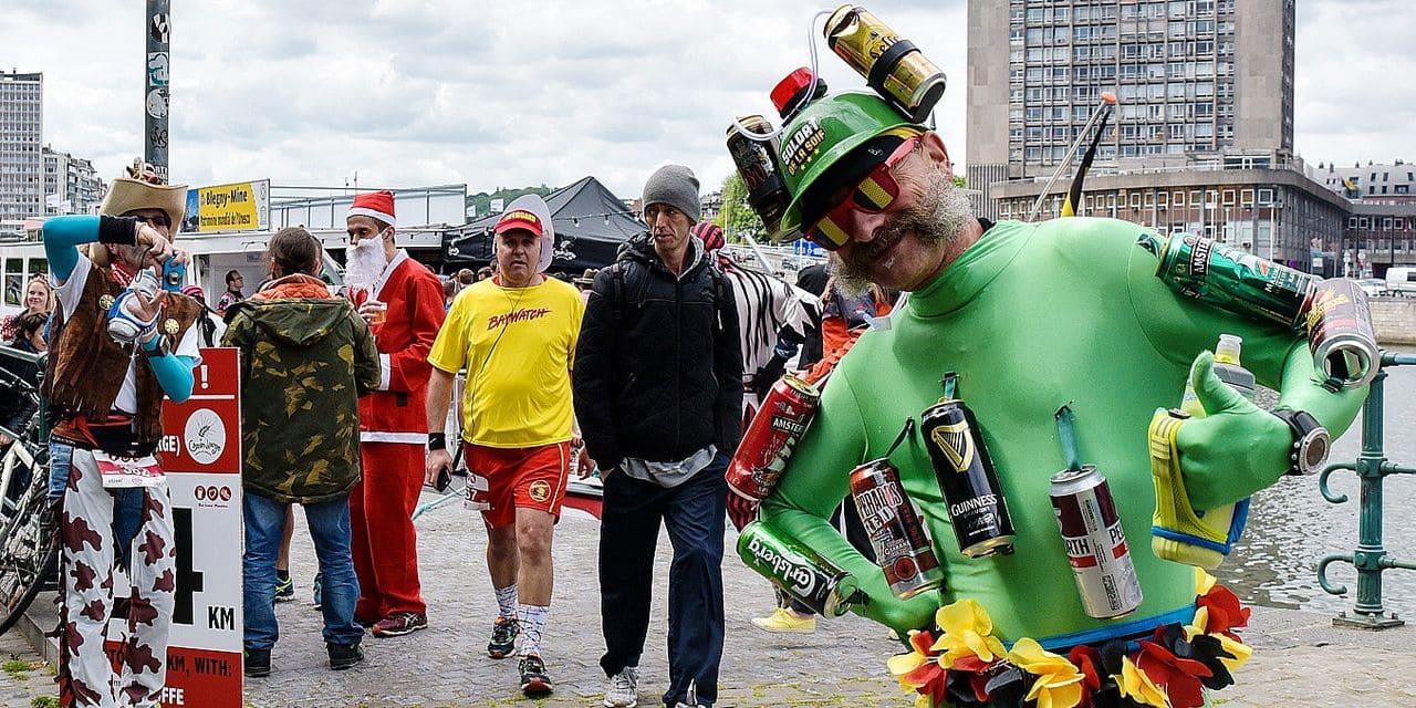 15 bières et un marathon pour 1800 coureurs