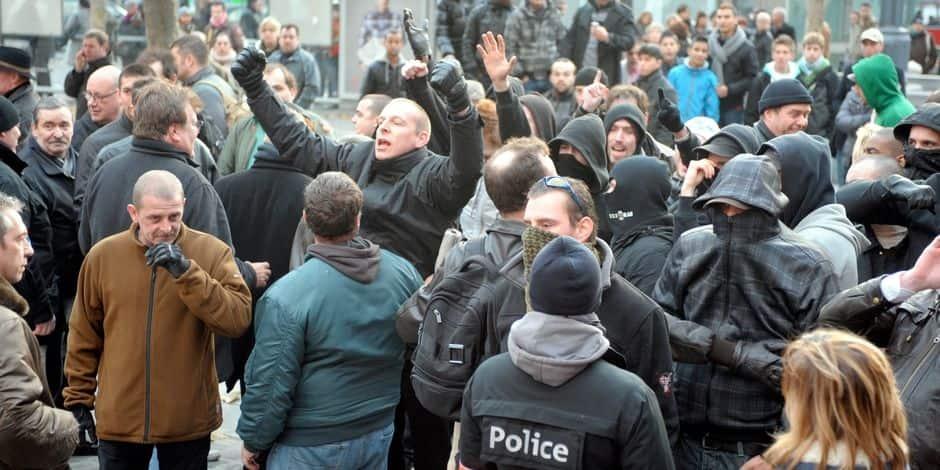 Marche sur Bruxelles : Une trentaine d'arrestations