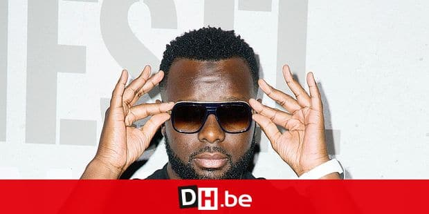 Maitre Gims attends DIESEL fragrance 'Only the brave' Street Party at Palais de Tokyo in Paris, France on September 07, 2018. Photo by Nasser Berzane/ABACAPRESS.COM. Reporters / Abaca