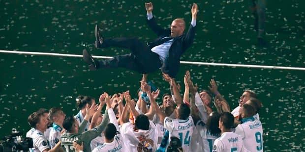 Marcelo, Sergio Ramos, Casemiro : les joueurs du Real Madrid réagissent au départ de Zidane - La DH