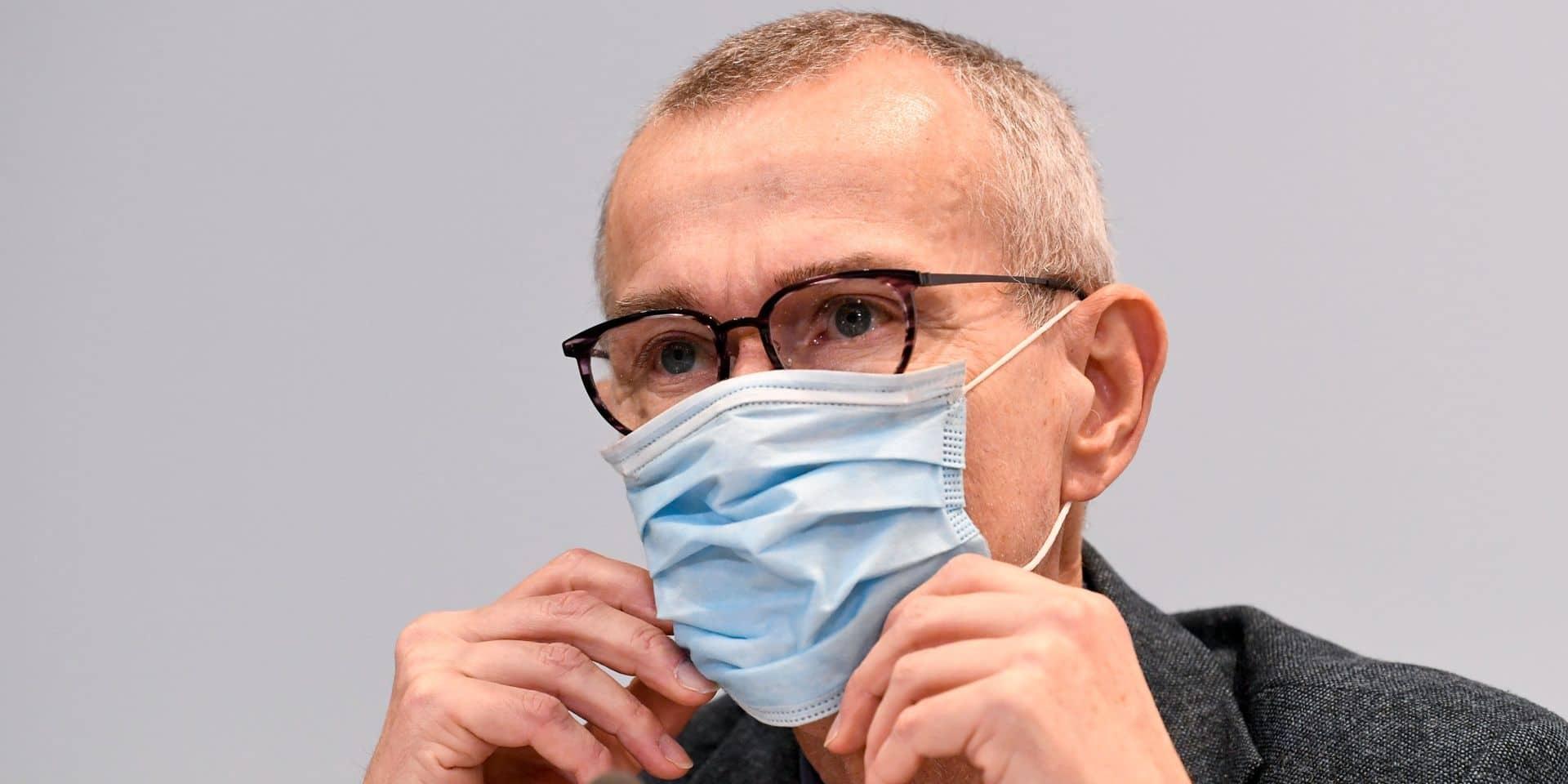 Coronavirus: la stratégie de vaccination ne sera pas modifiée en Belgique