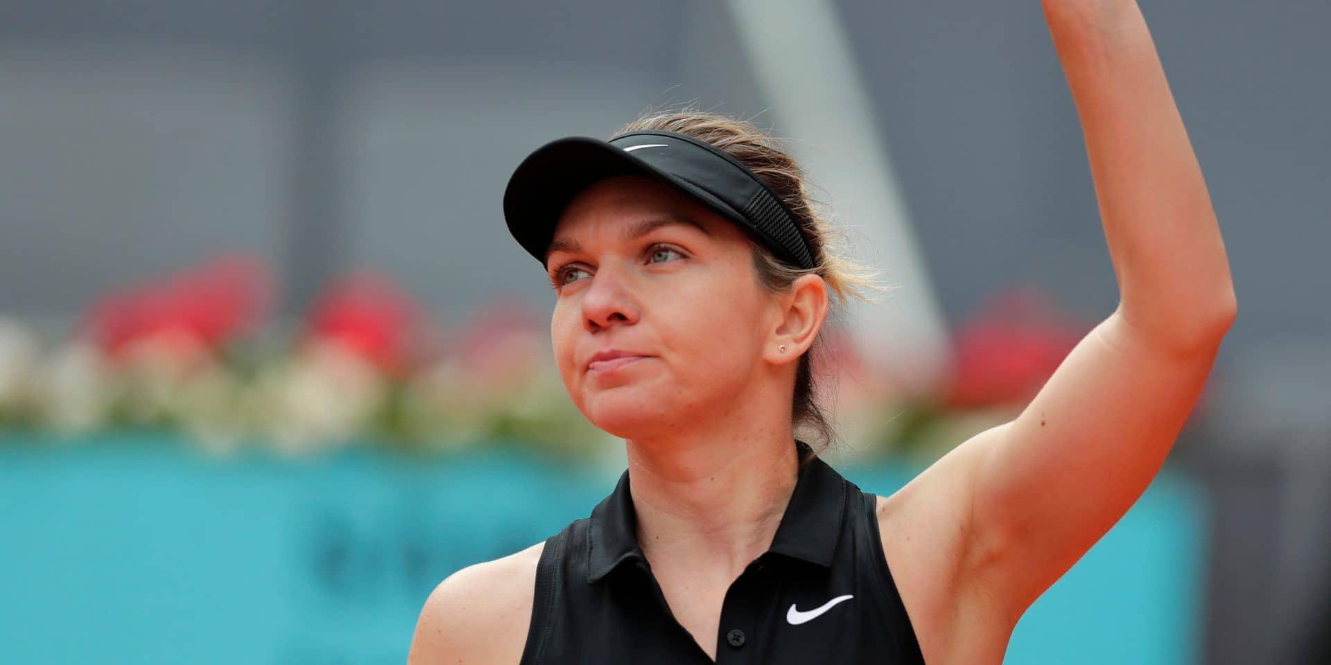 Après Roland-Garros et Wimbledon, Simona Halep blessée renonce aux JO Tokyo