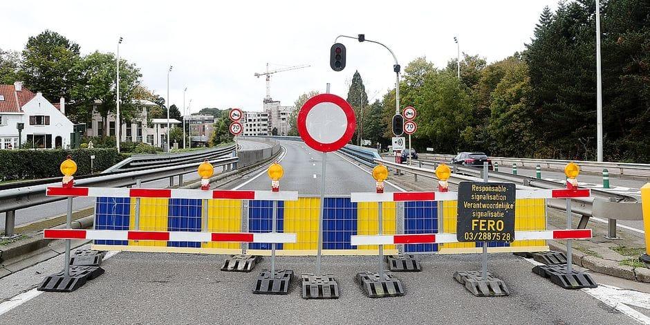 Les ponts et tunnels bruxellois sous contrôle