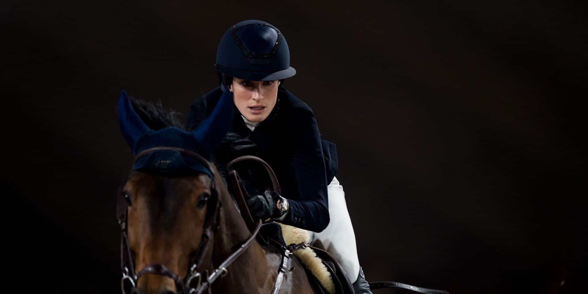 La fille de Bruce Springsteen qualifiée pour les Jeux olympiques avec un cheval belge