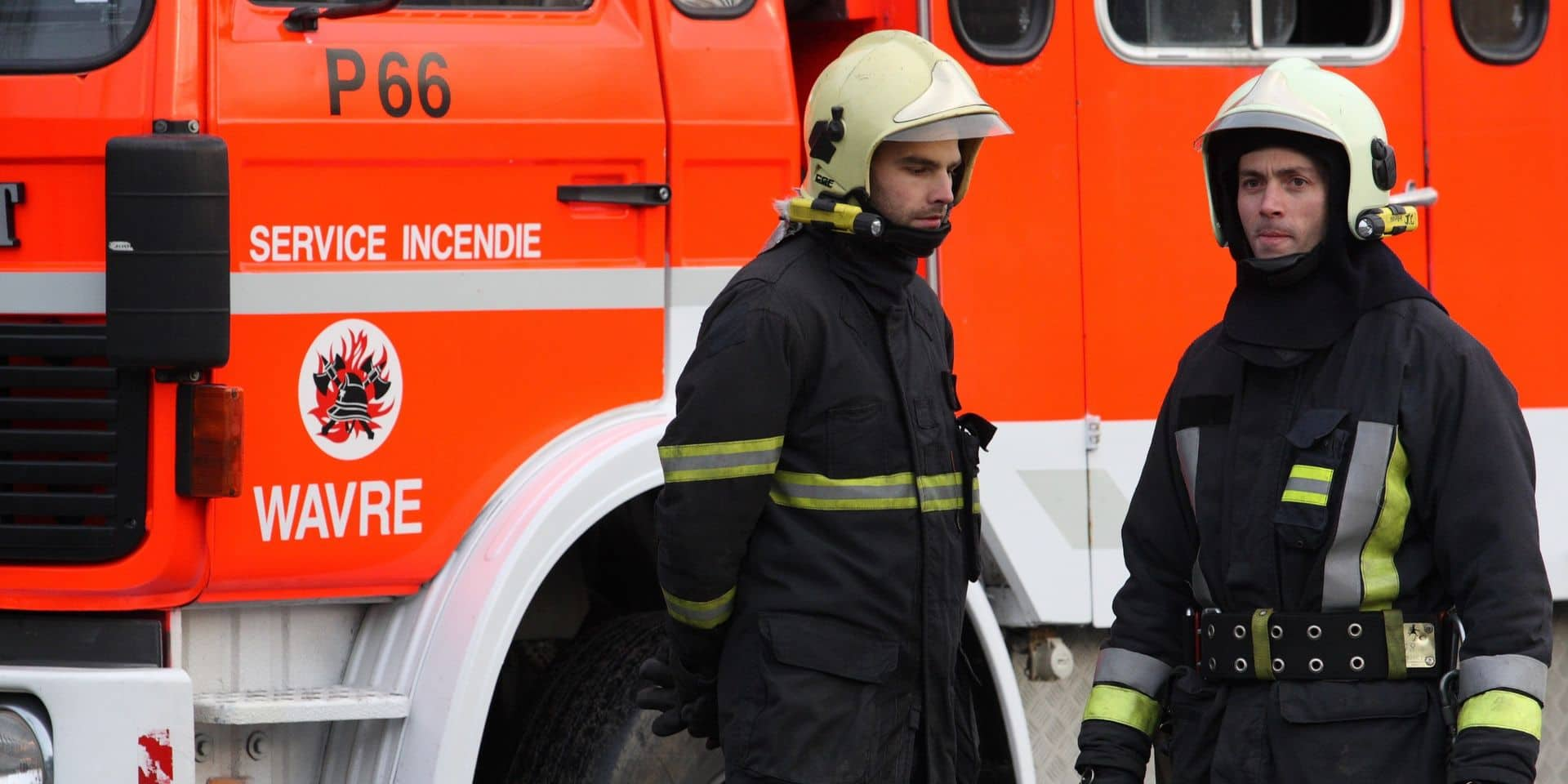 Un prix pour récompenser les pompiers du Brabant wallon de leur travail lors du passage de la tempête Ciara ?