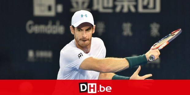 L'ex N.1 mondial Andy Murray met un terme à sa saison