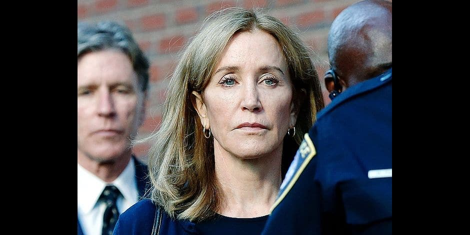 Felicity Huffman, de Desperate Housewives à la prison : l'arroseuse arrosée