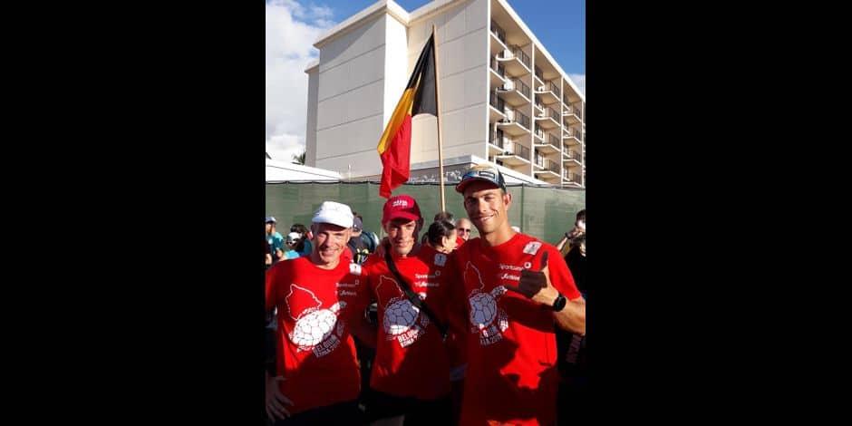 Ironman d'Hawaï : un goût de trop peu pour les Namurois