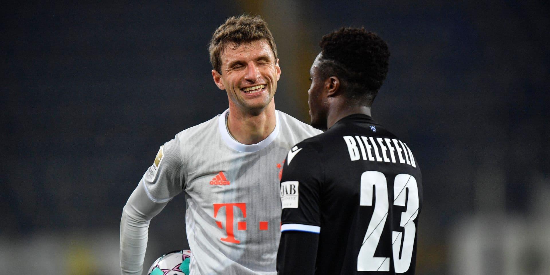 Bundesliga: le Bayern en démonstration se replace derrière Leipzig