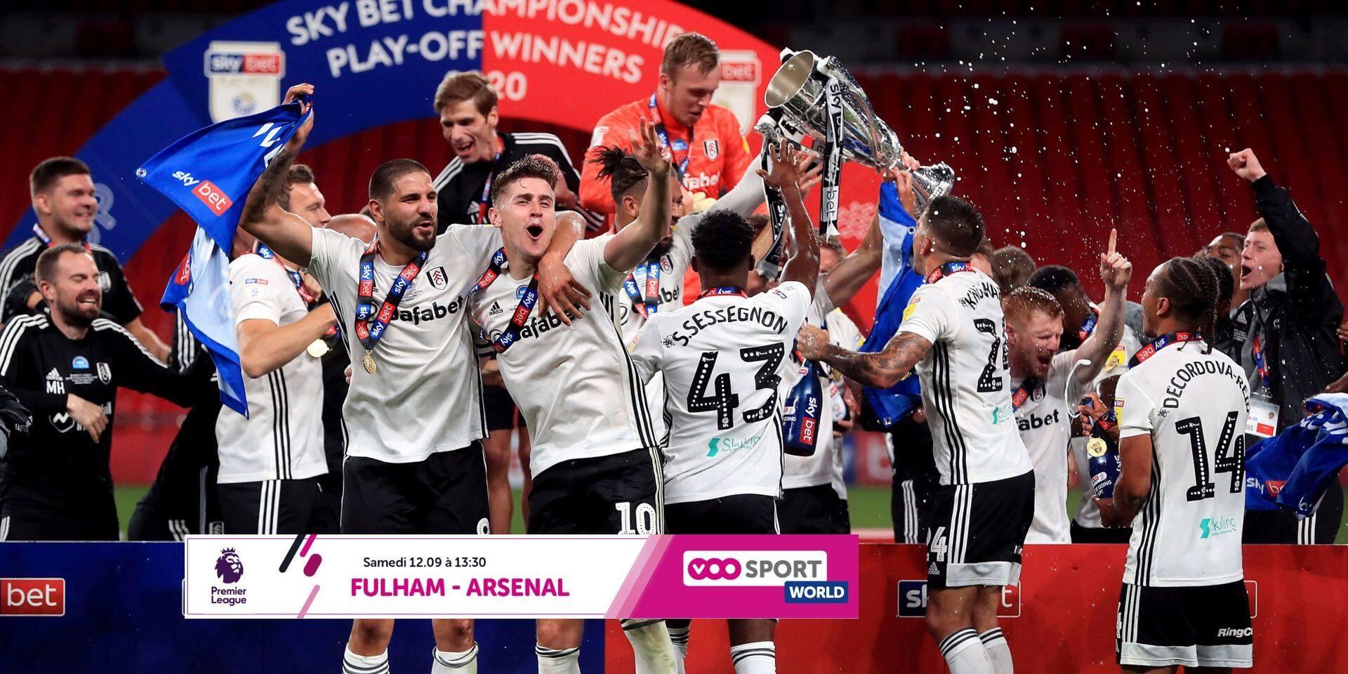 Fulham: pas d'aller-retour please