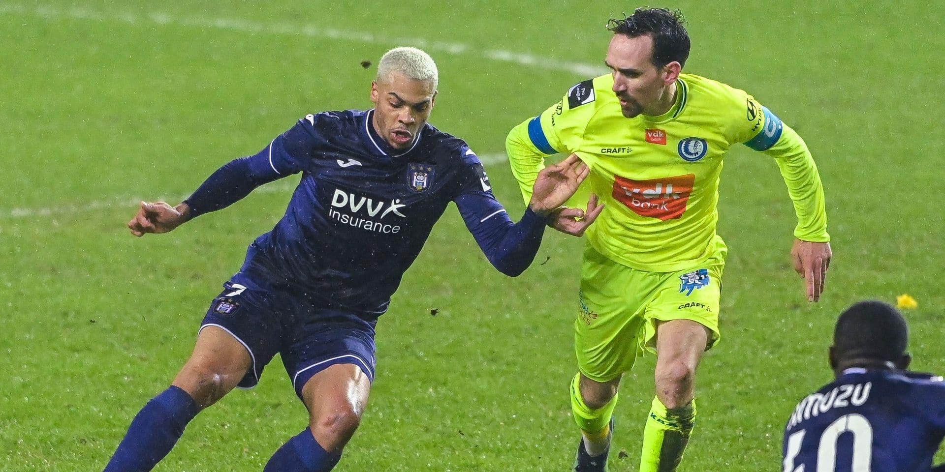 Un but de plein jeu en six matchs: la Nmecha-dépendance fait mal à Anderlecht
