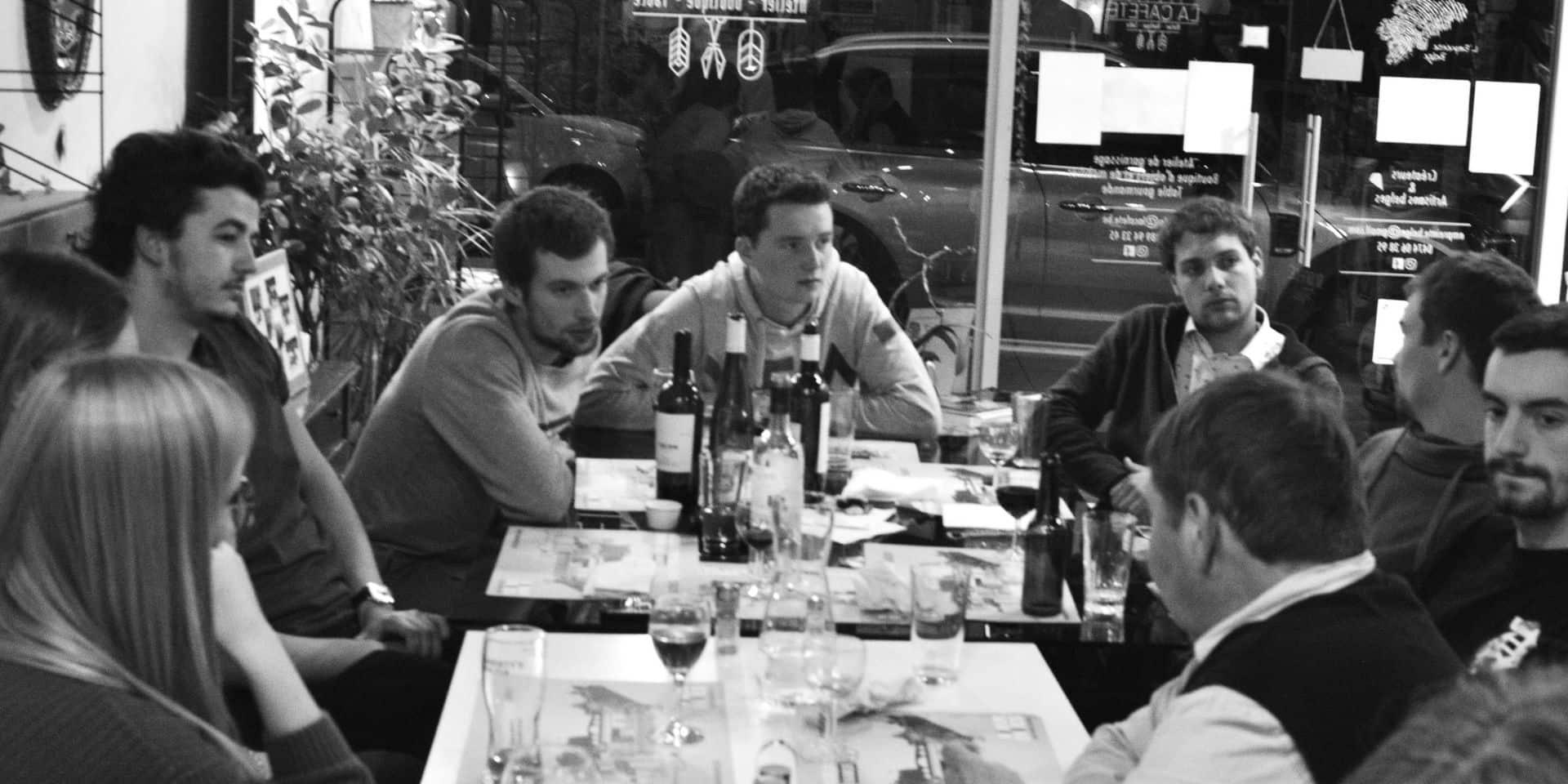 Mercredi, c'est spaghetti entre amis rue des Carmes