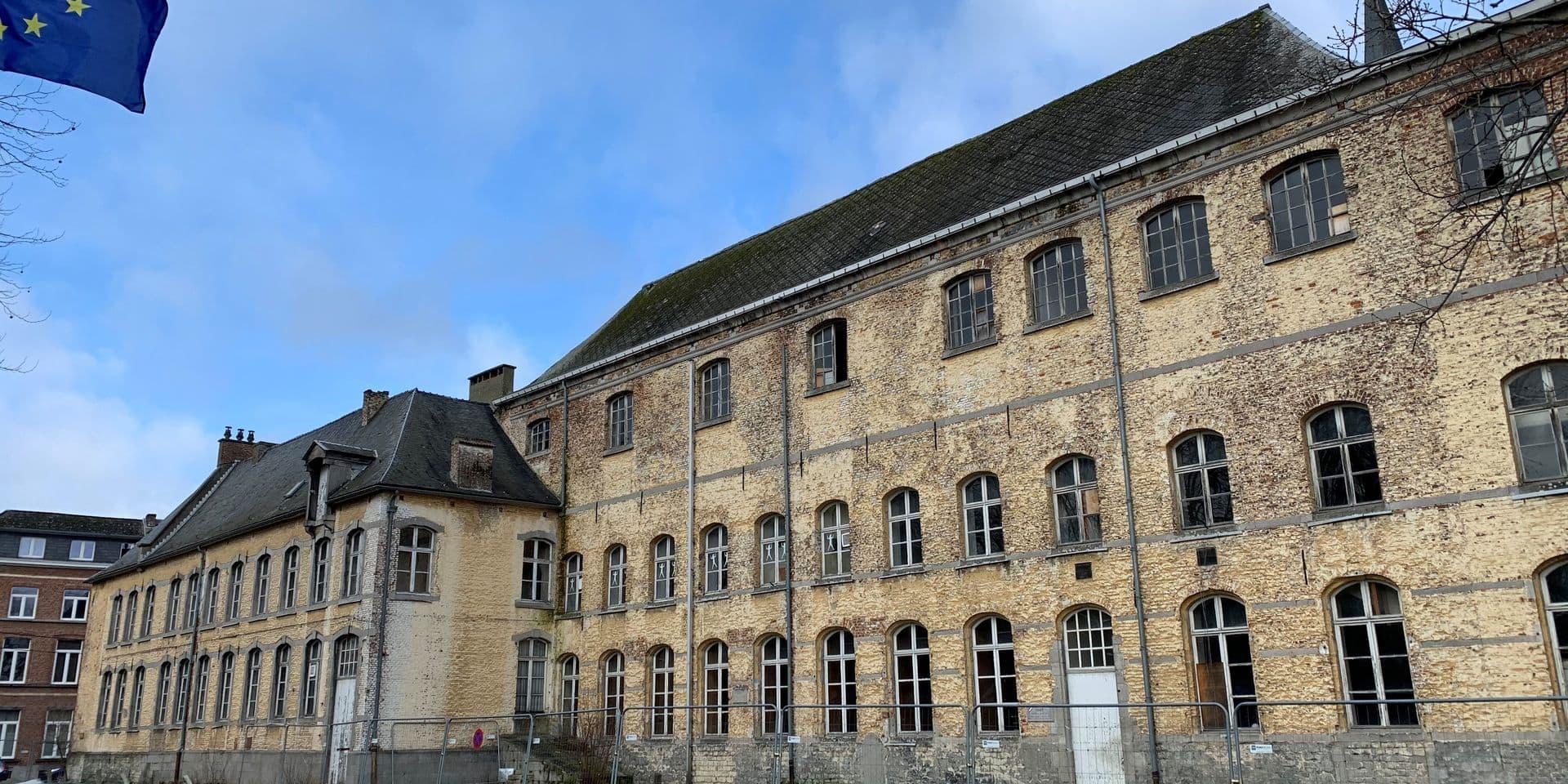 Couvent des Récollets à Nivelles: les experts du patrimoine n'ont pas pu entrer