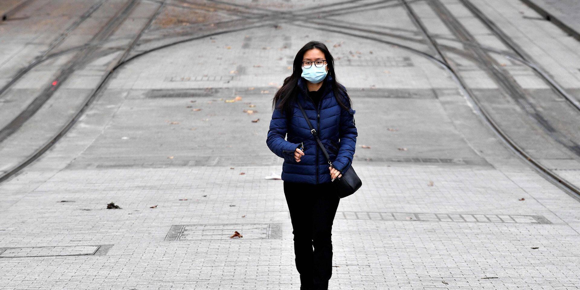 Le port du masque ne sera plus obligatoire à Namur à partir du 1er juillet
