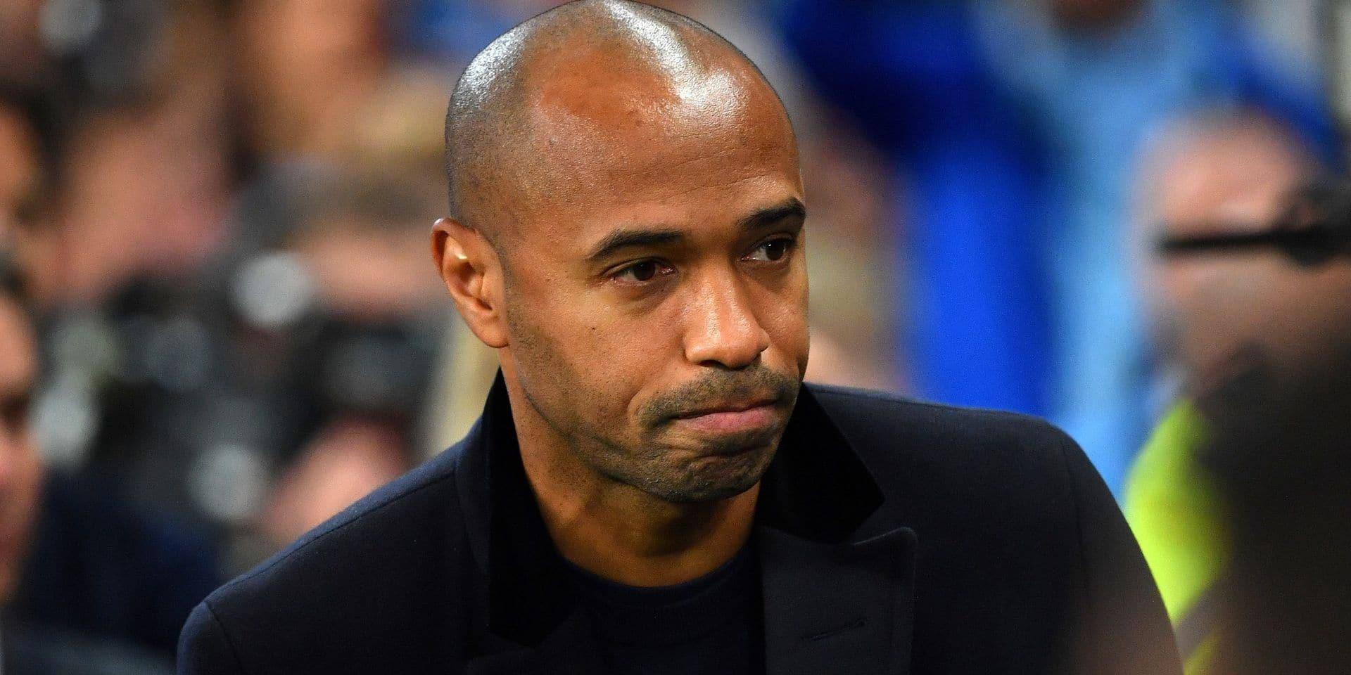 Thierry Henry et Arsenal, retour sur l'histoire d'amour entre le Français et les Gunners (PODCAST)