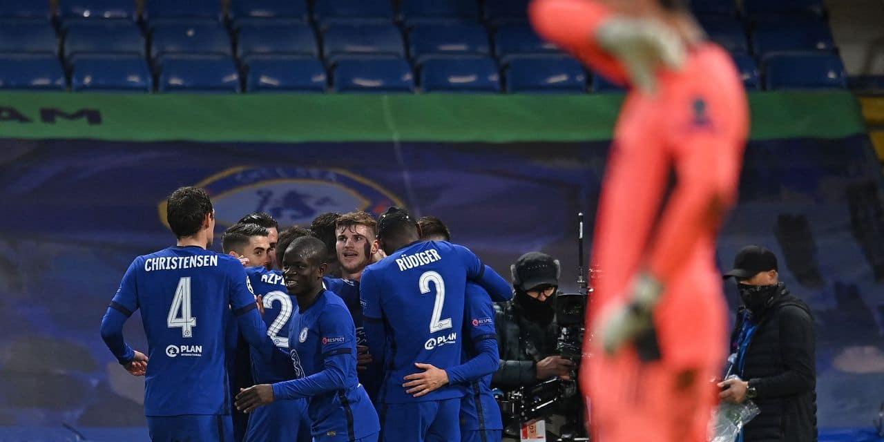 Zidane a perdu son pari contre Chelsea