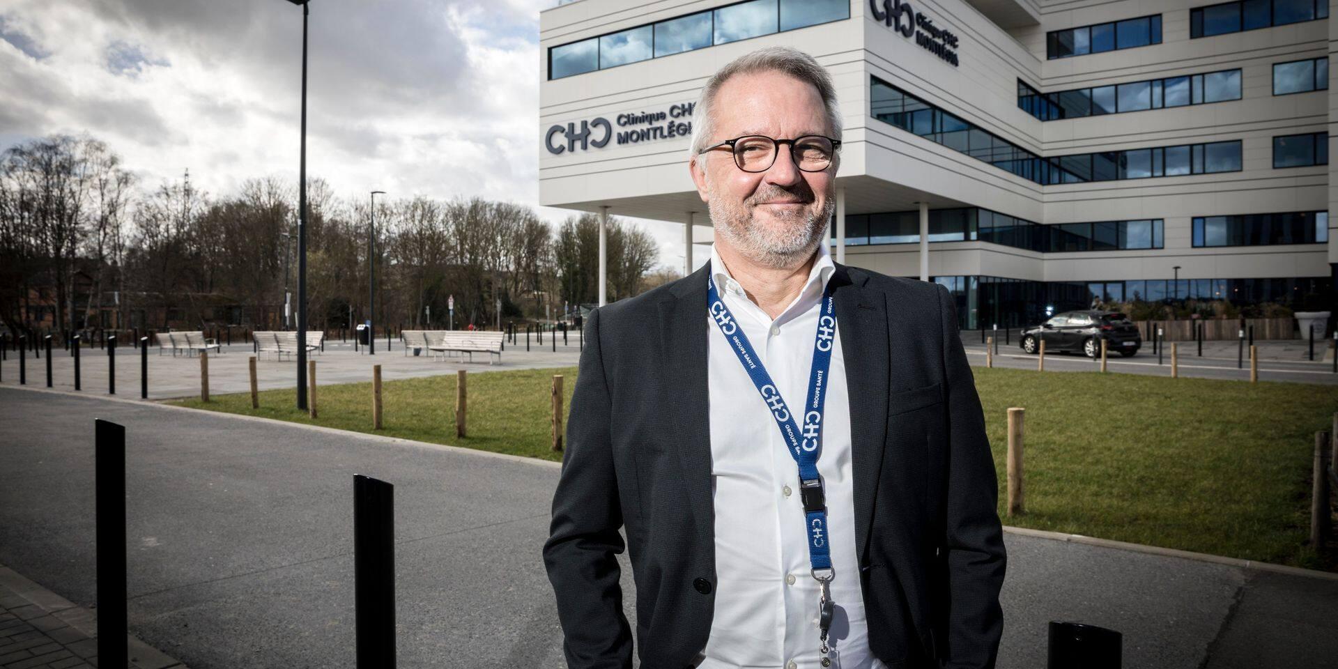 Un psychologue de formation à la tête du CHC de Liège