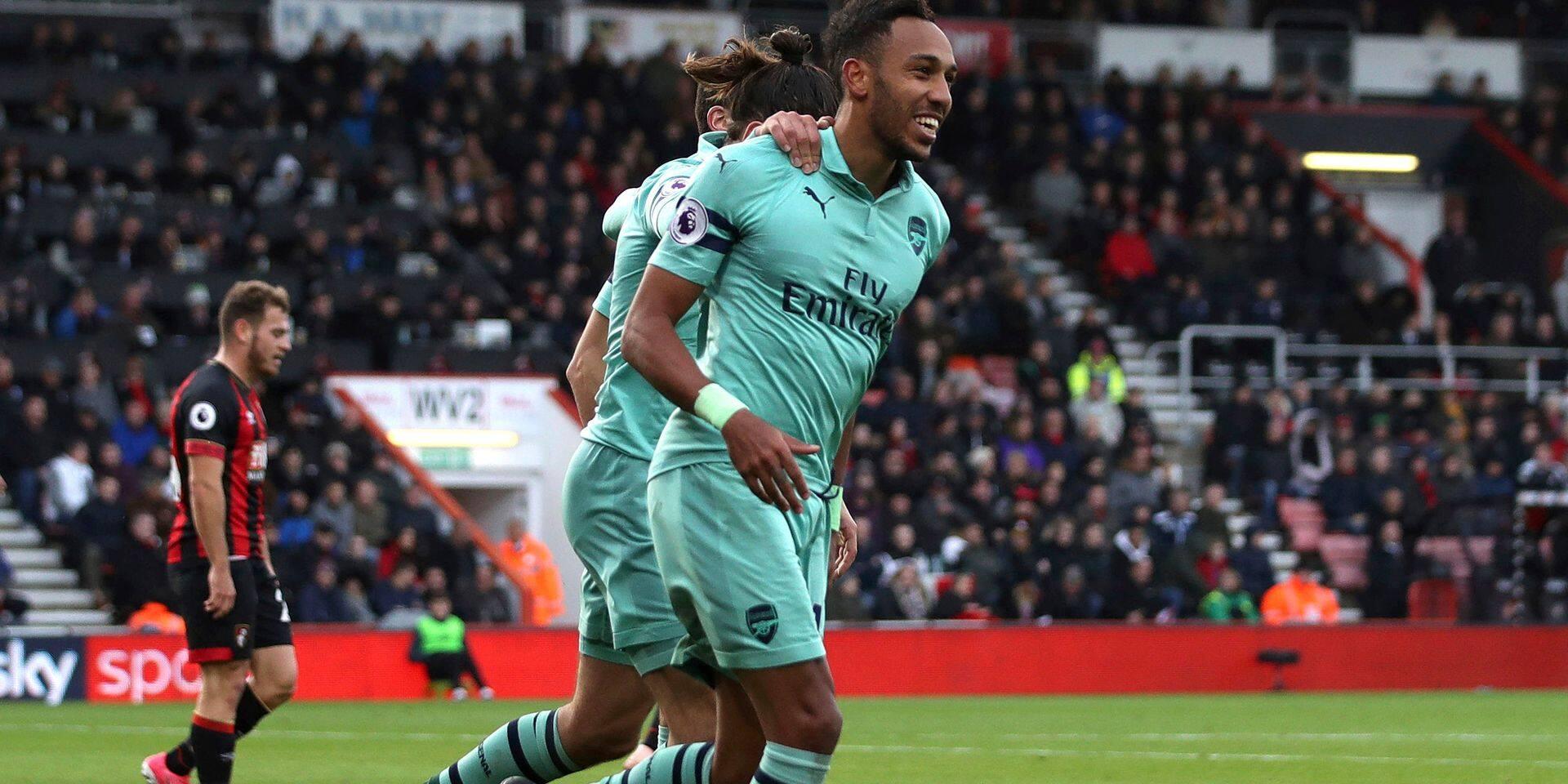 Premier League: Arsenal se remet en route