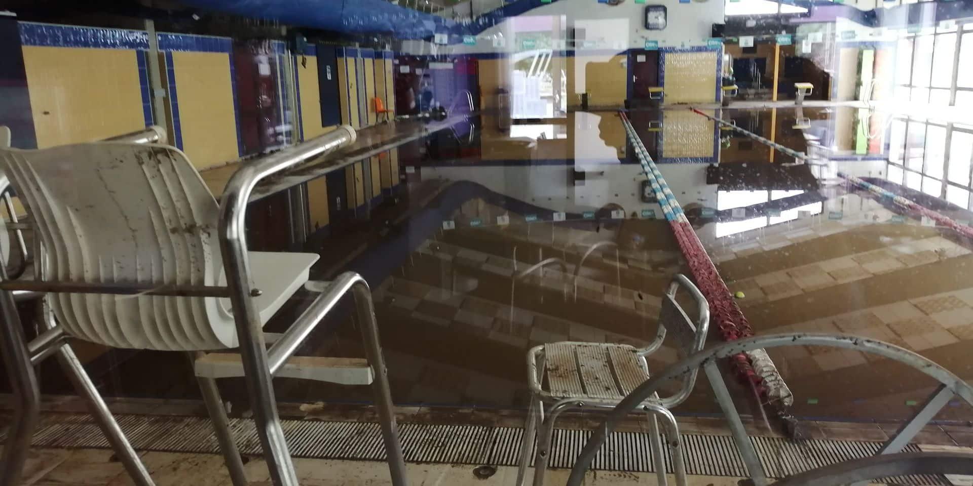 Aywaille : pas de piscine avant la rentrée 2022 !