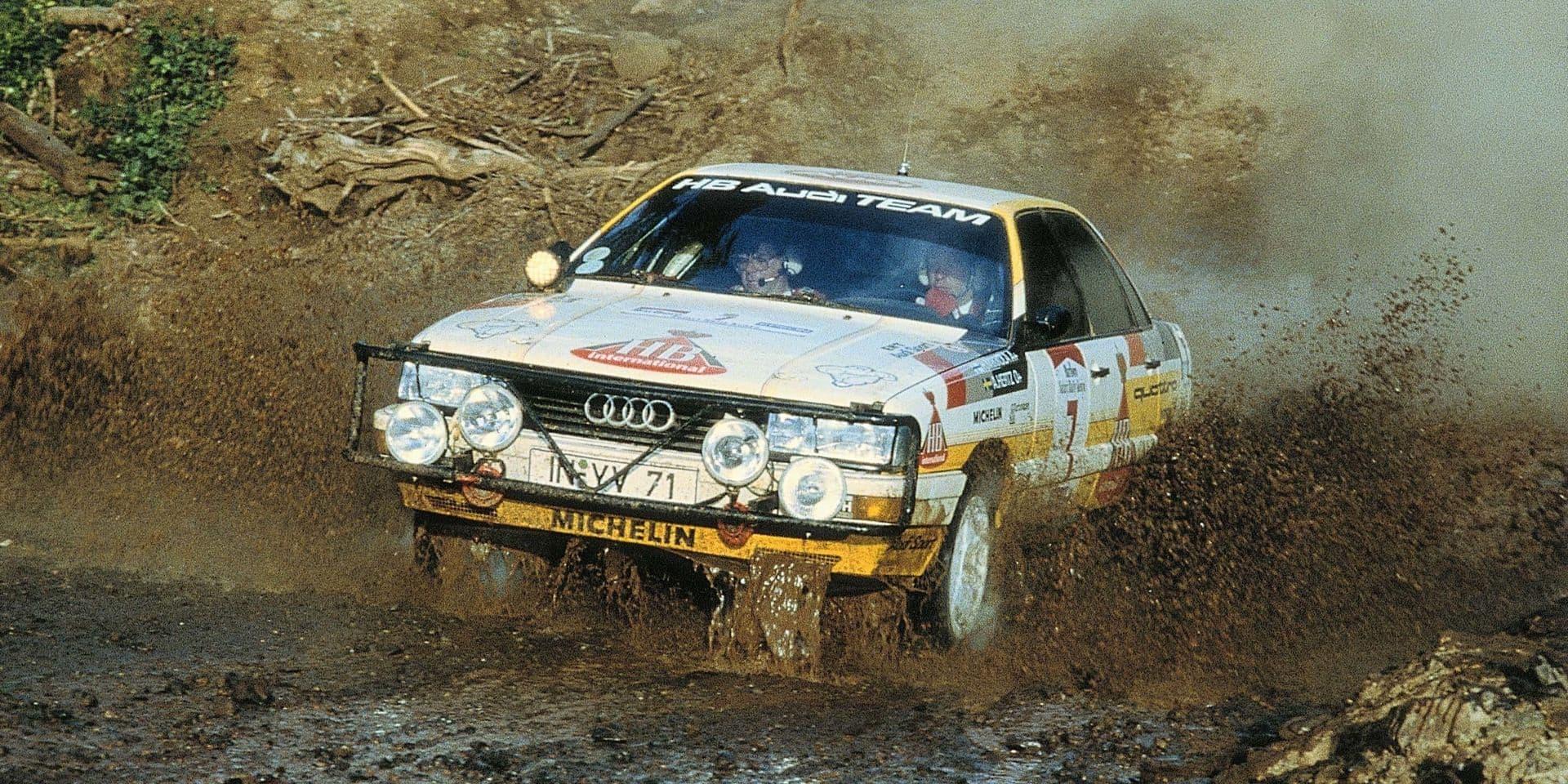 Hannu Mikkola, légende du rallye, s'en est allé