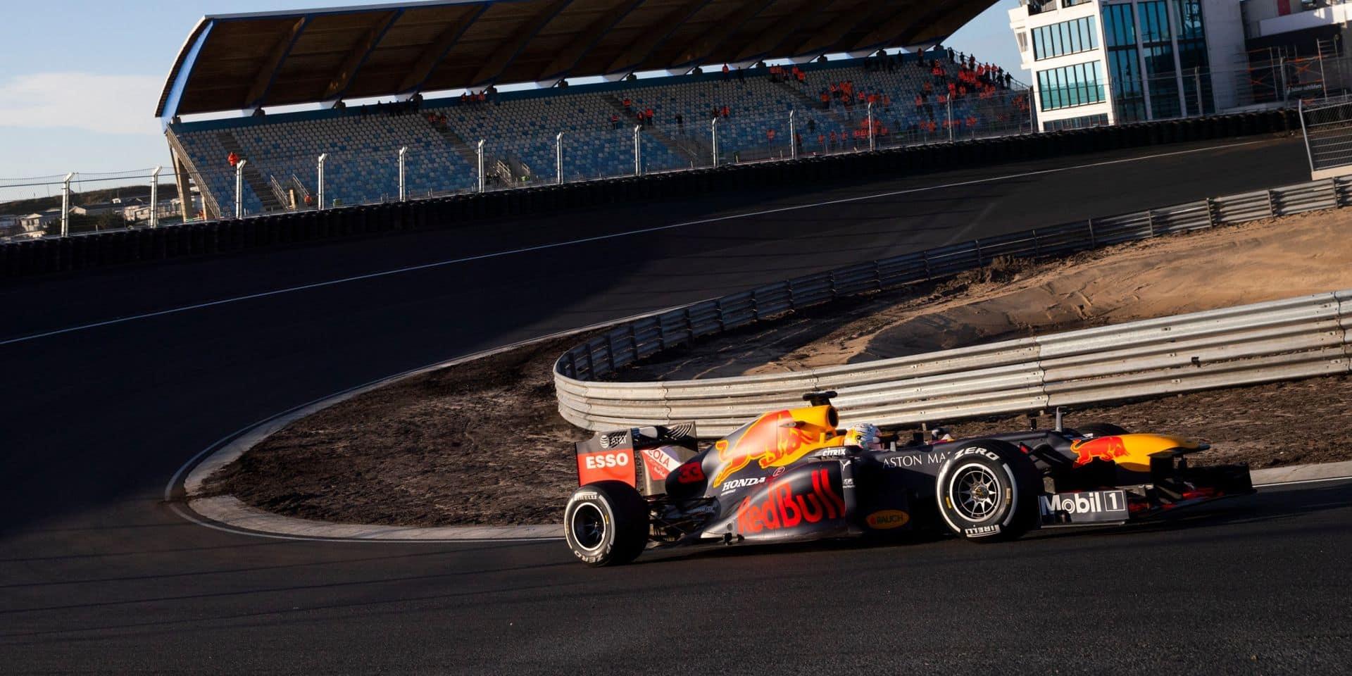 Coronavirus: le promoteur de la Formule 1 prévoit une saison de 15 à 18 courses en 2020