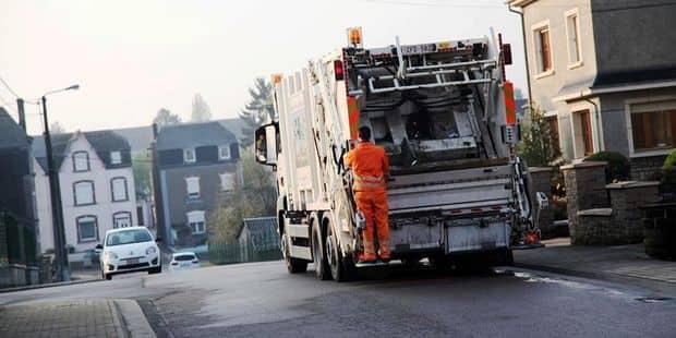 Vague de chaleur : l'AIVE avance la collecte des déchets - La DH