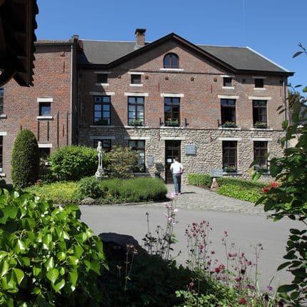 La maison communale de Chaumont-Gistoux