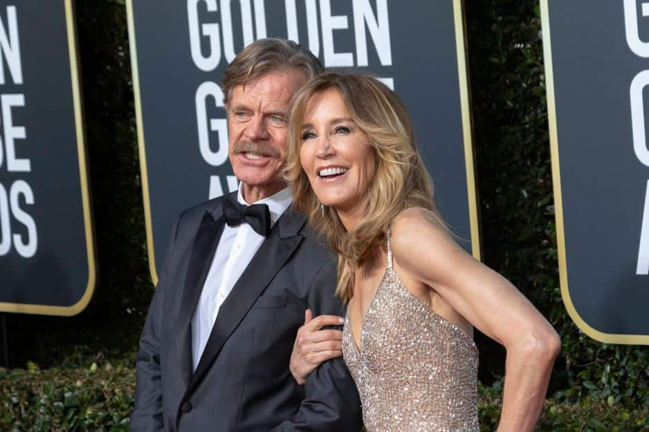 William H. Macy et Felicity Huffman (Desperate Housewives)
