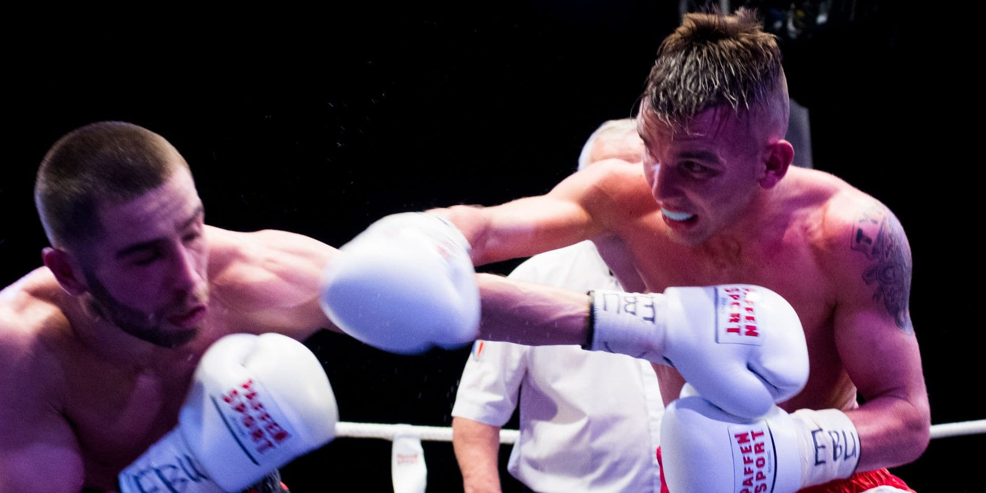 Boxe : Stéphane Jamoye, de retour sur le ring