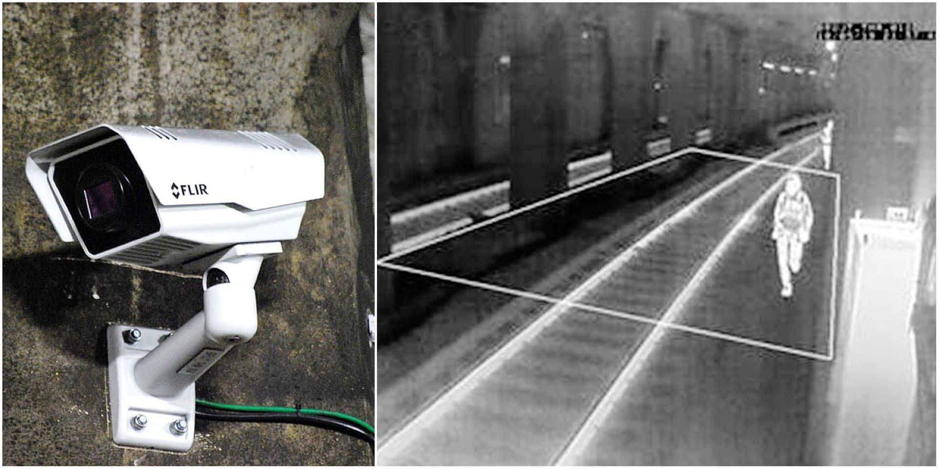 Comment les caméras intelligentes limitent les intrusions sur les voies