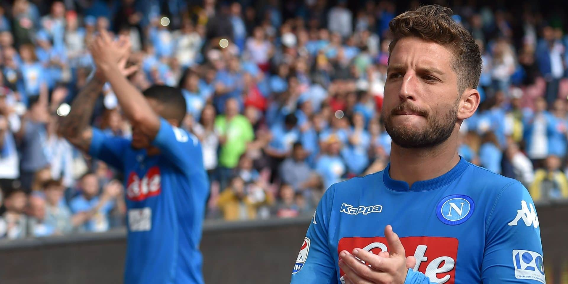 Les Belges à l'étranger: Naples et Dries Mertens, buteur, tenus en échec par Torino (2-2): la Juventus sourit
