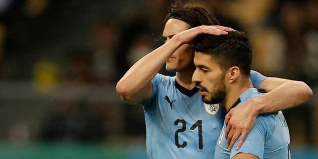 Mondial 2018: L'Uruguay avec Suarez et Cavani à la tête d'un groupe renouvelé - La DH
