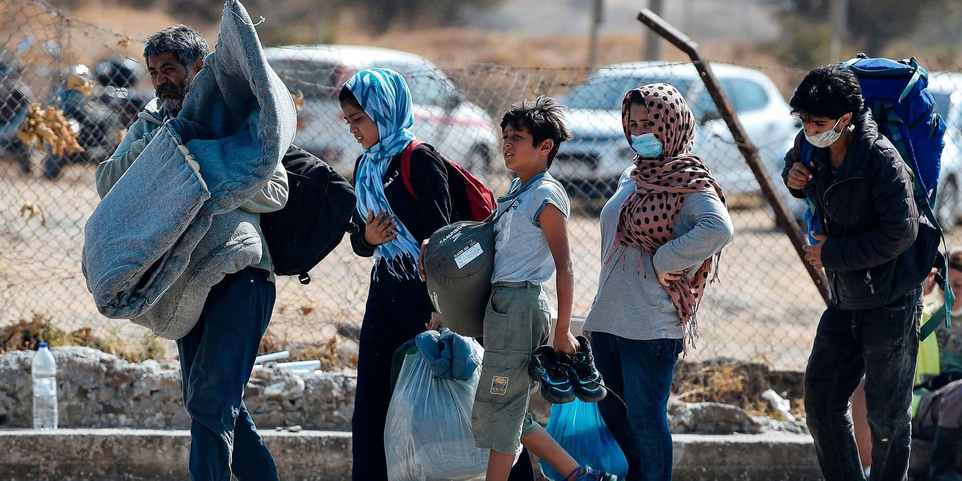 """La Commission veut """"abolir le règlement de Dublin"""" sur les demandes d'asile"""