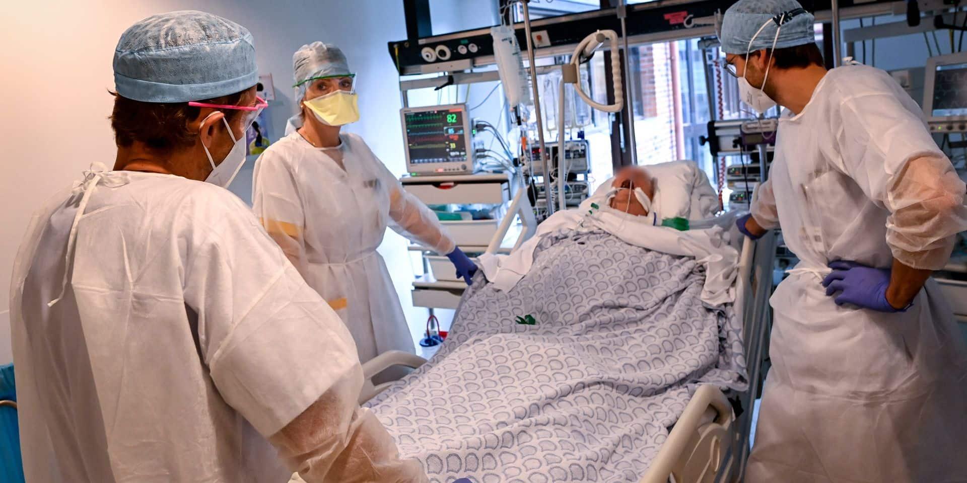 Jusqu'à 13.000 euros à charge du patient pour une intervention Covid