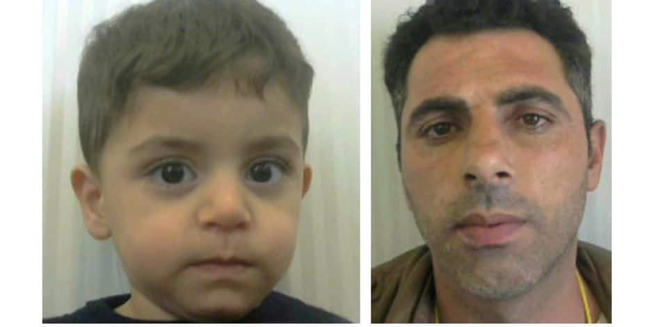 Ahmad (5 ans) porté disparu après son arrivée à Brussels Airport