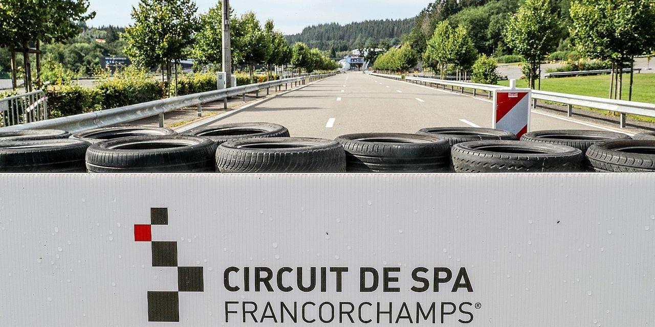 Les 6 heures moto de Spa-Francorchamps, avancées d'un jour, se tiendront le 14 août