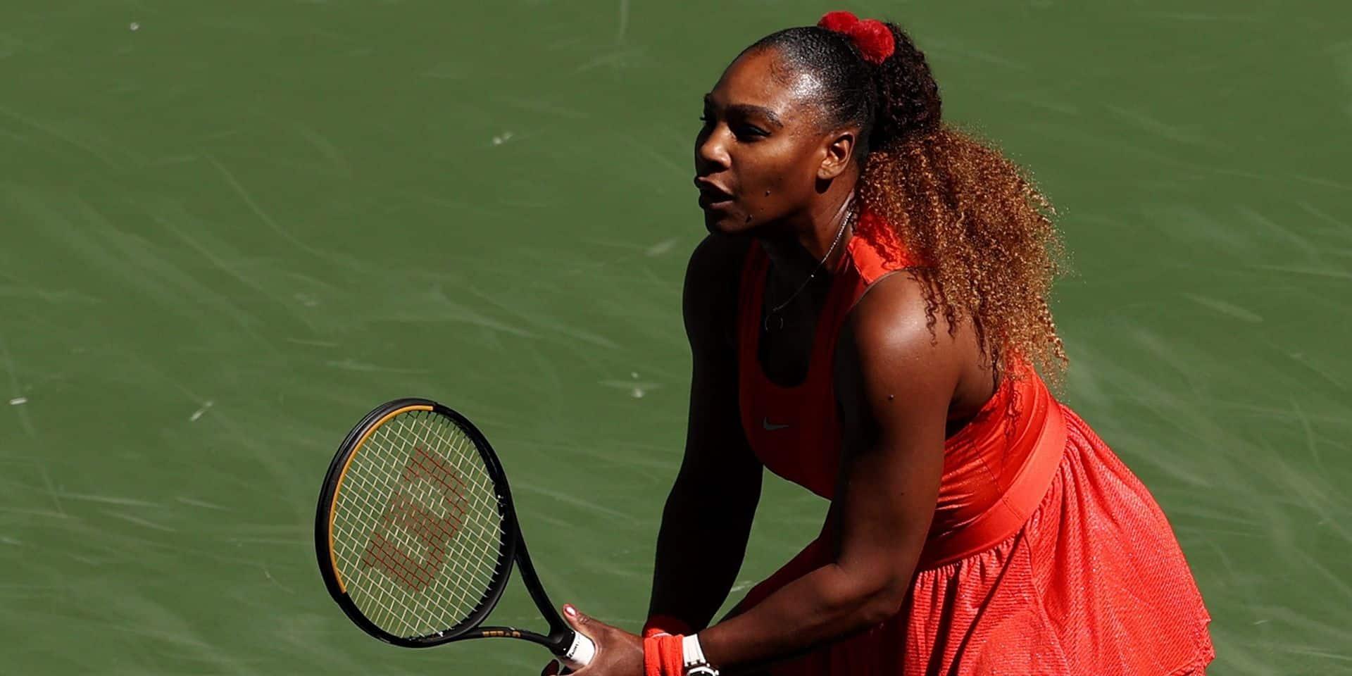 La nuit à l'US Open en un clin d'oeil: Serena poursuit sa mission
