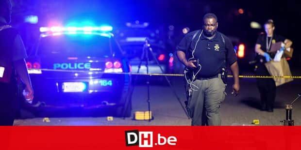 Fusillade en Caroline du Sud: Un policier tué