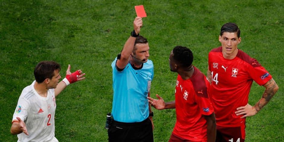 L'Espagne vient difficilement à bout de la Suisse après la séance des tirs au but (1-1, DIRECT)