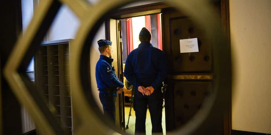 Tribunal : Marko et Johnny, surpris par la police en plein vol avec un complice mineur