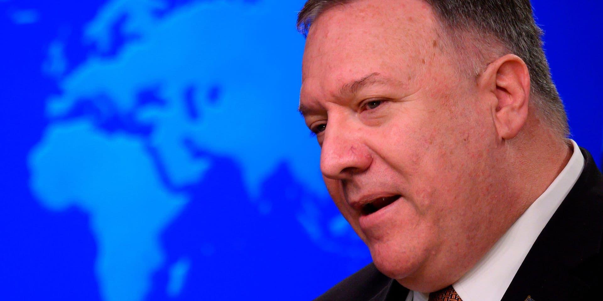 """L'administration Trump remet Cuba sur la liste des """"Etats soutenant le terrorisme"""""""
