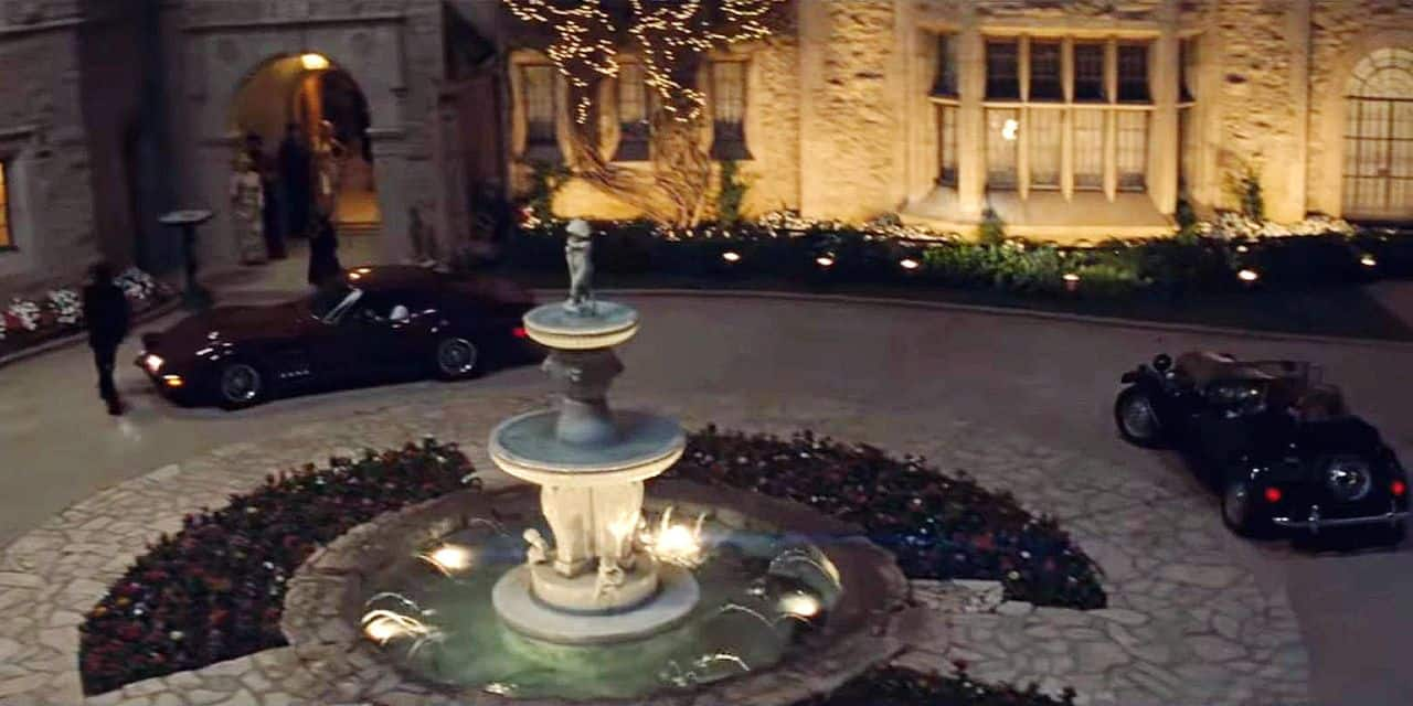 Playboy Mansion Holmby Hills